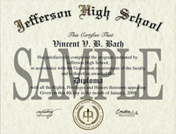JHS-Sample-Diploma